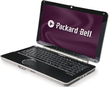 Ноутбук от компании Packard Bell EasyNote TN65