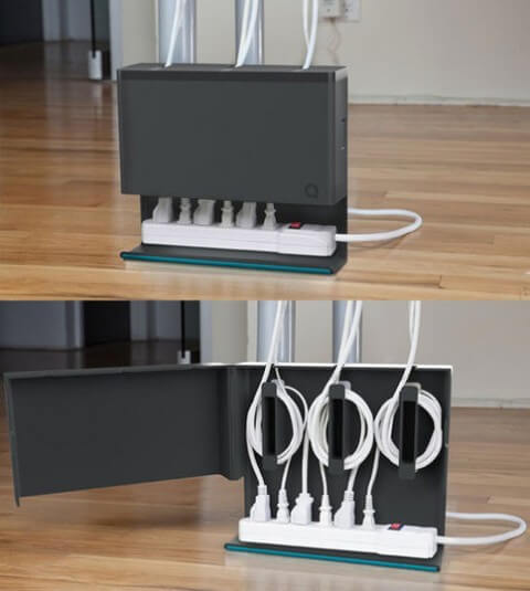 Plug Hub против проводов