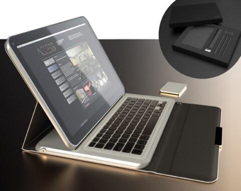 Разборный ноутбук Split