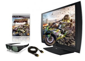 3D телевизор для PS3