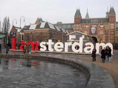 Исторический центр Амстердама